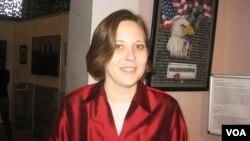 Сюзан Зелински, куратор выставки с американской стороны