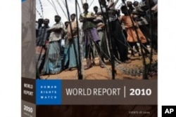 Human Rights Watch released its latest world report.