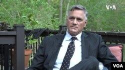 Onkolog Ivan Aksentijević je predsednik i jedan od osnivača Srpsko-američke medicinske asocijacije (SAMA).