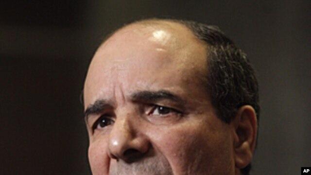 Libyan U.N. Deputy Ambassador Ibrahim Dabbashi, (File).