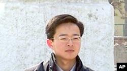中国爱滋病维权人士常坤(资料照片)