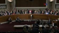 Senado examina a nominados de Trump