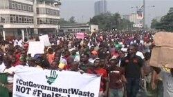 Nigerian Fuel Strike Enters Fifth Day