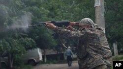 Луганск. 2 июня 2014г.