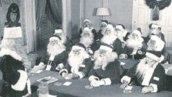 Santa Klaus bo'lish uchun o'qish kerak