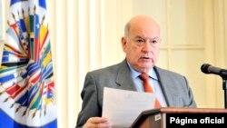 El Secretario General de la OEA, José Miguel Insulza, participó en el Foro Económico Mundial para Latinoamérica que se realiza en Lima, Perú.