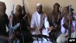 Боевики радикальной исламистской группировки «Боко Харам» (архивное фото)