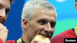 Perenang Amerika, Ryan Lochte kehilangan dua sponsor utama (foto: dok).