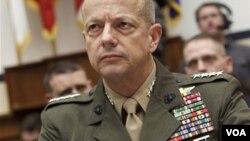 Jenderal AS, John Allen, melakukan pembicaraan perbaikan hubungan militer di Islamabad.