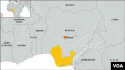 Nigeria's Niger Delta region