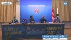 İstanbul Tabip Odası'ndan ''En Az İki Hafta Tam Kapanma'' Çağrısı