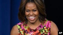 美国第一夫人米歇尔•奥巴马