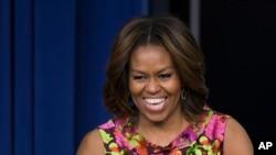 Ibu Negara AS Michelle Obama akan melakukan lawatan seminggu di China (foto: dok).