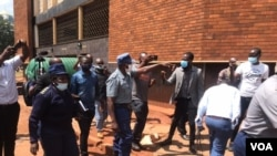 Harare Magistrate Court Police