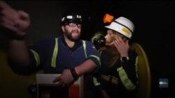 Вікно в Америку. Що шукають вчені у відпрацьованій шахті.