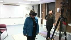 Therapists Use VR to Treat Balance Problems