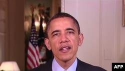 Prezident Obama enerji müstəqilliyinin əhəmiyyətini vurğulayır