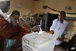 Les Sénégalais ont démocratiquement élu un nouveau président en mars 2012