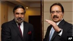 پاکستان اور بھارت کے وزراء تجارت کے درمیان ستمبر 2011 میں دہلی میں ملاقات ہوئی تھی