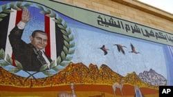 埃及仍有民眾支持下台的前總統穆巴拉克。