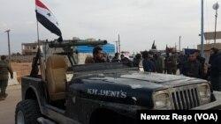 Сирійські сили національної оборони в Африні