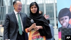 Малалa Юсафзаи (архивное фото)