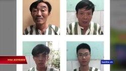 Việt Nam bắt nhóm đánh bom trụ sở công an, nghi nhận tiền từ Mỹ