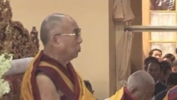 Tibetans Hold Grand Prayer Service and Fast for World Peace and Tibet