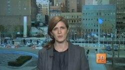 Саманта Пауэр об аннексии Крыма