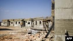 Строительство в еврейских поселениях