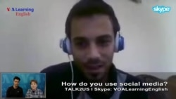TALK2US - How Do You Use Social Media?