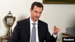 Президент Башар аль-Асад