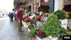 Firoşgeha keskahî li Kobanê
