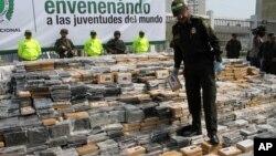 El narcotraficante colombiano Diego Pérez Henao aceptó los cargos por tráfico de 81.000 kilos de cocaína.
