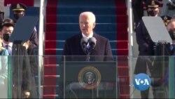Joe Biden ရဲ႕ မိန္႔ခြန္းထဲက ေကာက္ႏုတ္ခ်က္