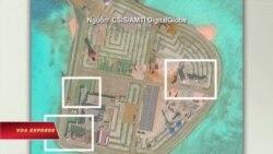 Trung Quốc xác nhận đưa vũ khí ra Trường Sa
