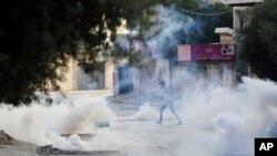 Поліція Ізраїлю застосувала сльозогінний газ до палестинських демонстрантів у Східному Єрусалимі
