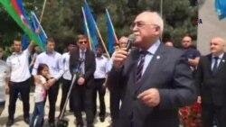 Azərbaycan müxalifəti 28 may -Respublika gününü qeyd edir
