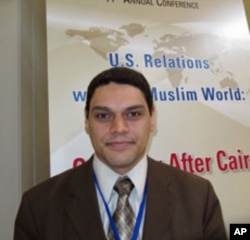 Cairo University Professor Moataz Fattah's survey of America's image among Arab youth found they're optimistic about improving U.S relations with the Muslim world.