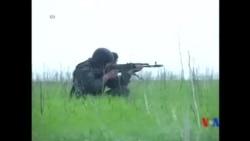 2014-05-06 美國之音視頻新聞: 烏克蘭說擊斃30名親俄武裝分子