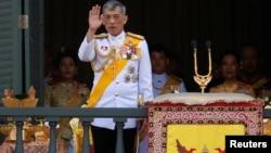 ထိုင္းဘုရင္သစ္ Maha Vajiralongkorn (ေမ၊ ၀၆၊ ၂၀၁၉)