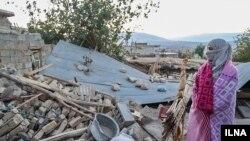 İran'da geçen ay meydana gelen 7,3 büyüklüğündeki depremde en az 530 kişi hayatını kaybetmişti