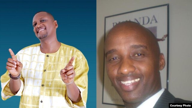 Massamba Intore na Alexis Sharangabo