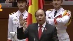 越南議會批准阮春福出任總理