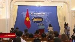 Truyền hình VOA 17/7/20: Việt Nam phản hồi sau tuyên bố của Mỹ về Biển Đông