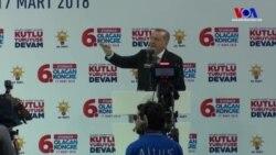 Erdoğan: 'Artık Afrin'deyiz'