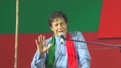 عمران خان کا کراچی میں جلسے سے خطاب