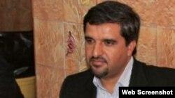 محمد داوری روزنامهنگار و سردبیر وبسایت منتقد سحام نیوز