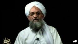 Pemimpin al-Qaida, Ayman al-Zawahri (foto: dok).