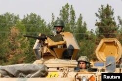 Türkiyə qüvvələri ölkənin Suriya ilə sərhədində təhlükəsizlik buferi yaratmağa çalışır.